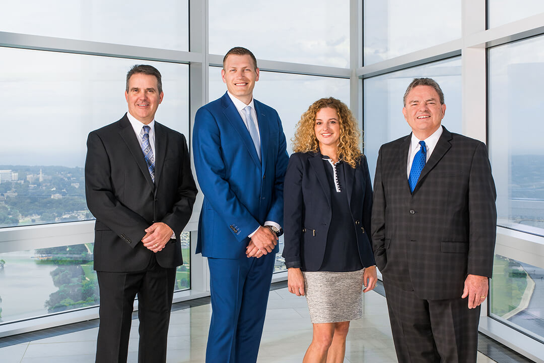 Myklebust, Horne & Fies partners photo